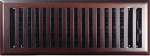Contemporary Style Oil Rubbed Bronze Plated Registers