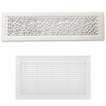 Plastic Return Air Grilles