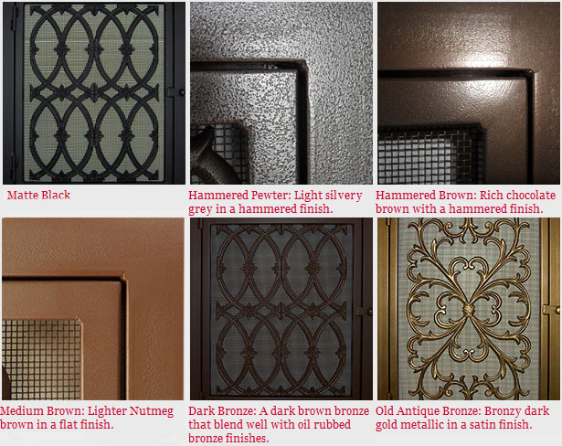 Decorative Wall Grilles hinged return air filter grille | decorative vent grilles
