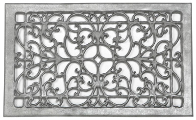 Charmant Use Aluminum Return Grille For Decorative Air Vent Covers