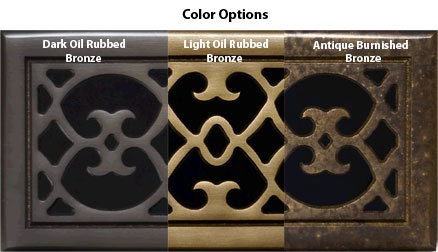 classic grills bronze finishes