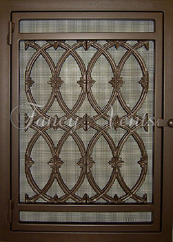Gothic 20 x 30 Filter Grill