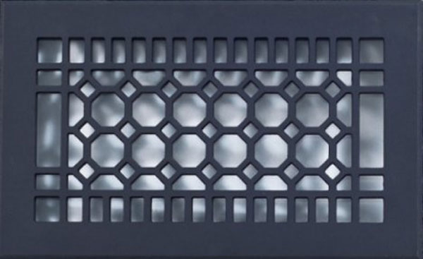 Octagon Style Grilles Decorative Vent Covers