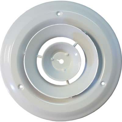 8 Inch Round Ceiling Grille Return Air Vent