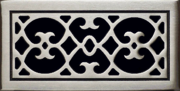 Classic Grills Renaissance White Bronze Register