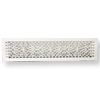 30 x 6 Plastic Decorative Baseboard Cover