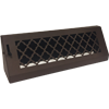 Bronze Series Decorative Baseboard Registers