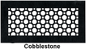 Gold Series Floor Grill Cobblestone