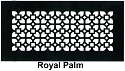 Gold Series Floor Grill Royal Palm