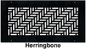 Gold Series Herringbone Filter Grill