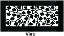 Gold Series Vine Filter Grill