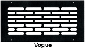 Gold Series Vogue Filter Grill