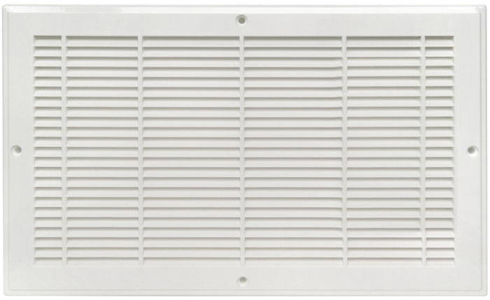Return air grille plastic return air vent cover for 12x6 floor register