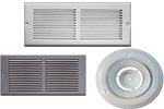 Metal Return Air Grilles