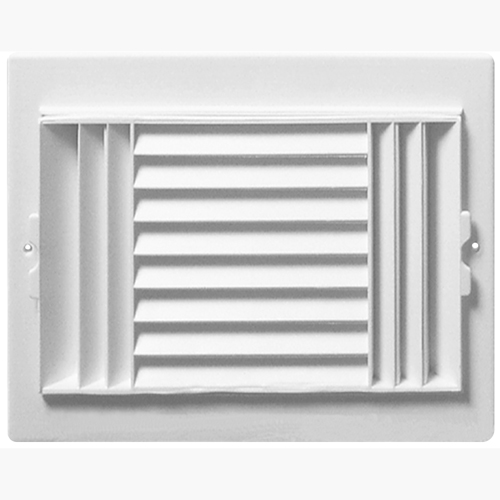 10 x 8 Plastic Wall Register