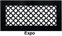 Gold Series Floor Grill Expo
