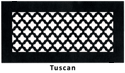 Gold Series Floor Grill Tuscan