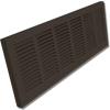 10 x 6 Designer Finish Baseboard Return Grille