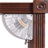 EntreeAir Door Frame Fan - Pearl