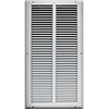10 X 20 Stamped Steel Return Air Grille - White