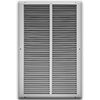 14 X 24 Stamped Steel Return Air Grille - White