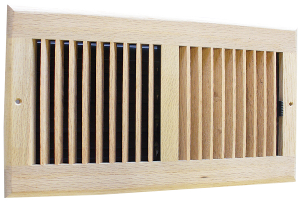 Wall Register Vents Wood Covers